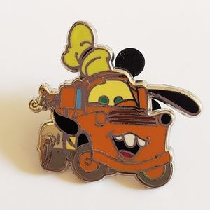 Disney Cars Mater The Tow Truck Pin
